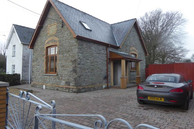 Thumbnail Property to rent in Llangain, Carmarthen, Carmarthenshire
