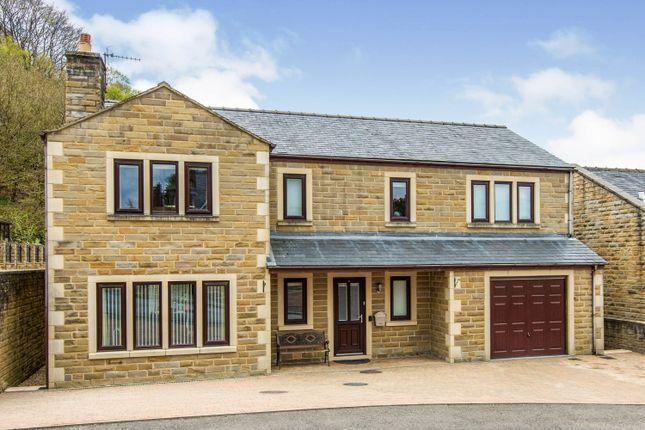5 bed detached house for sale in Badger Wood, Todmorden OL14