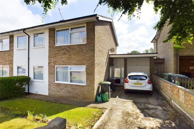 Thumbnail Semi-detached house for sale in King Street, Potton, Sandy