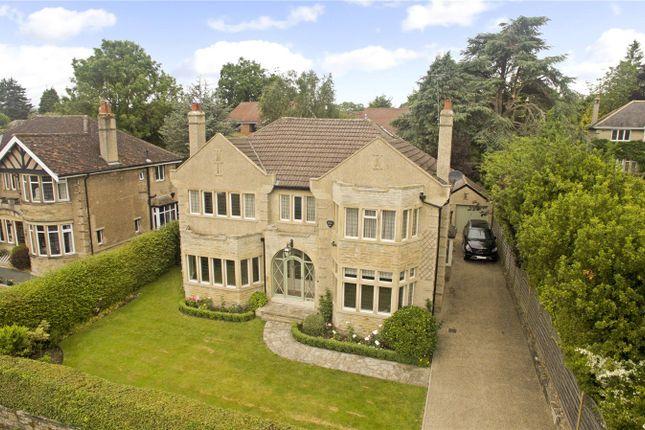 Thumbnail Detached house for sale in Park Edge, Harrogate, North Yorkshire