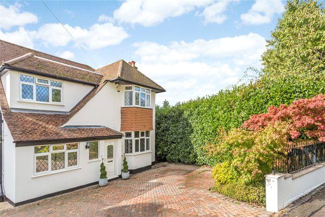 Thumbnail Detached house for sale in Batchelors Way, Amersham, Buckinghamshire
