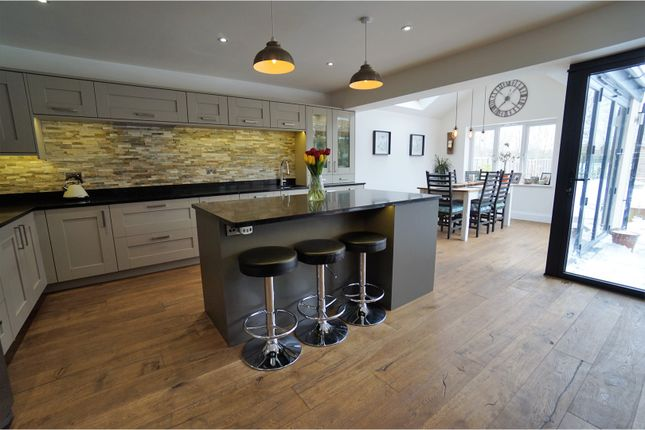 Thumbnail Detached house for sale in Westholme Road, Alcester