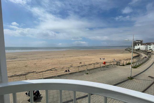 Thumbnail Flat for sale in Ocean Crescent, Maritime Quarter, Swansea