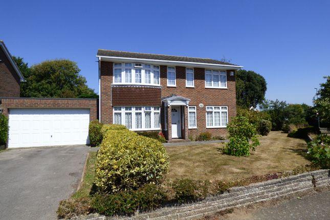 Thumbnail Detached house for sale in Vicarage Lane, East Preston, Littlehampton