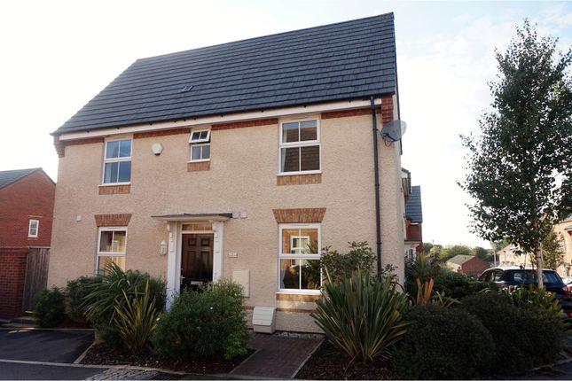 Thumbnail Semi-detached house for sale in Haslingden Crescent, Dudley