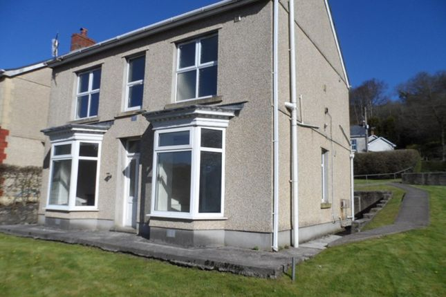 Thumbnail Flat to rent in School Road, Abercrave, Swansea