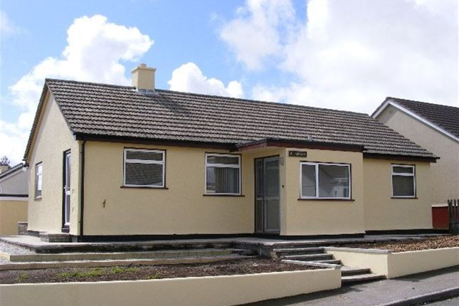Thumbnail Bungalow to rent in Cargwyn, Penwithick, St. Austell