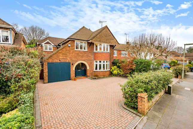 Detached house for sale in Silver Birch Close, Woodham, Addlestone