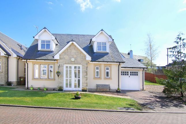 Thumbnail Detached house for sale in 3 The Nursery, Lasswade