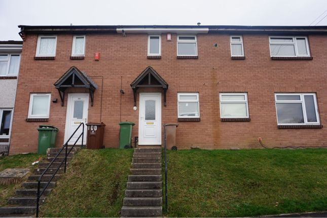 Thumbnail Terraced house to rent in Truro Drive, Plymouth