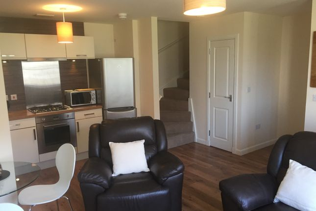 Thumbnail Terraced house to rent in Cove, Aberdeen, Aberdeen