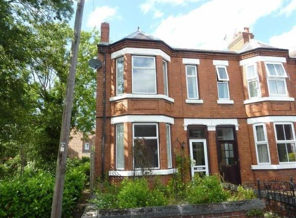 Thumbnail End terrace house to rent in Crewe Road, Nantwich, Cheshire