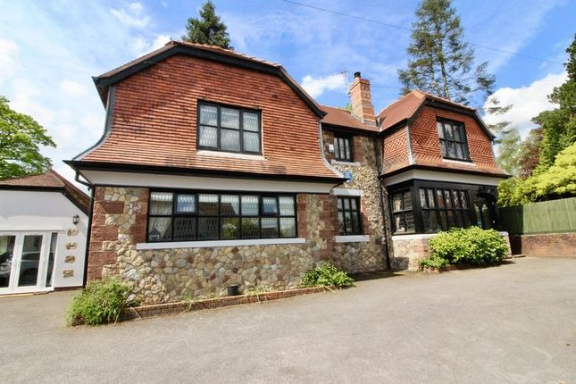 Thumbnail Detached house for sale in Heol Isaf, Radyr, Cardiff