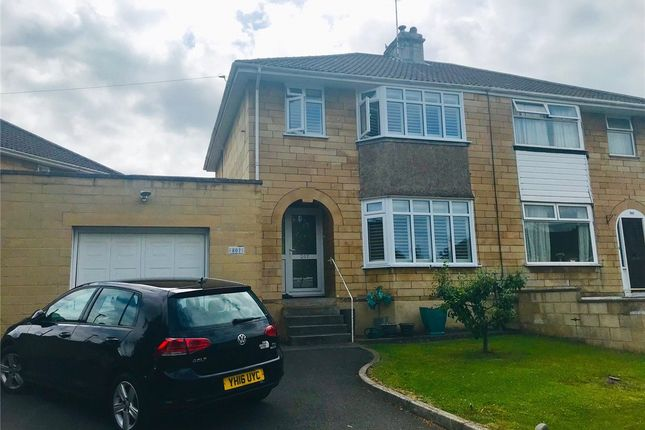 Thumbnail Semi-detached house to rent in Southdown Road, Bath, Somerset