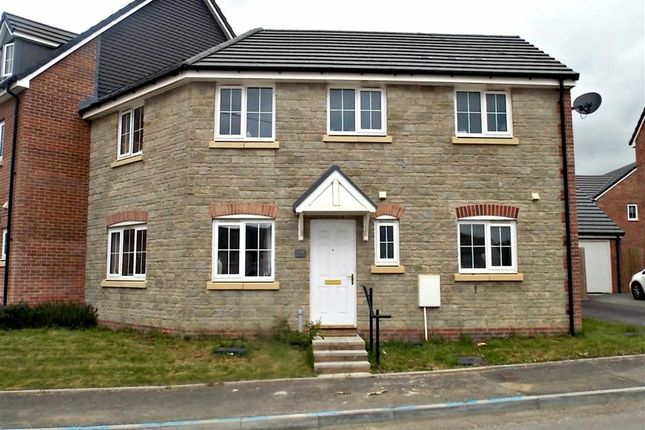 Thumbnail End terrace house to rent in The Precinct, Main Road, Church Village, Pontypridd
