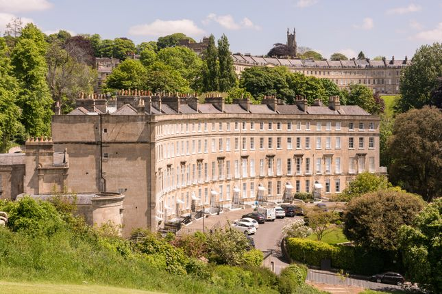 Thumbnail Terraced house for sale in Cavendish Crescent, Bath