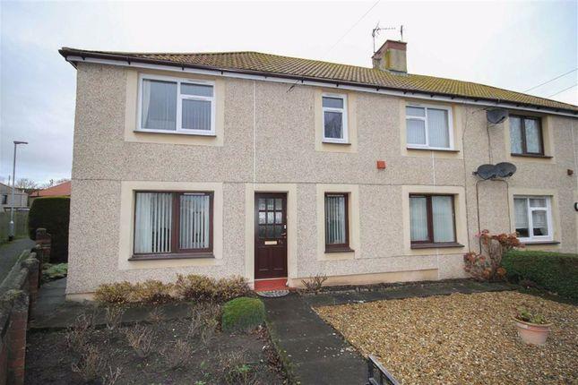 Flat for sale in Osborne Crescent, Tweedmouth, Berwick-Upon-Tweed