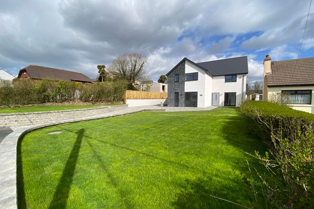 Thumbnail Detached house for sale in Bluebell House, Heol Las, Maudlam, Bridgend