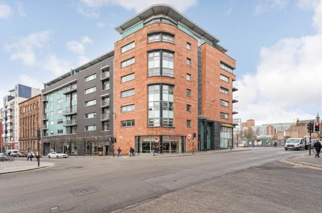 Thumbnail Flat for sale in High Street, Merchant City, Glasgow, Lanarkshire