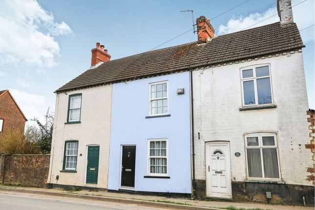 Thumbnail Terraced house for sale in Ampthill Road, Shefford