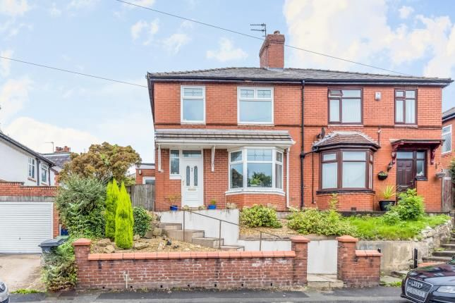 Thumbnail Semi-detached house for sale in Neal Avenue, Ashton-Under-Lyne, Lancashire, Greater Manchester
