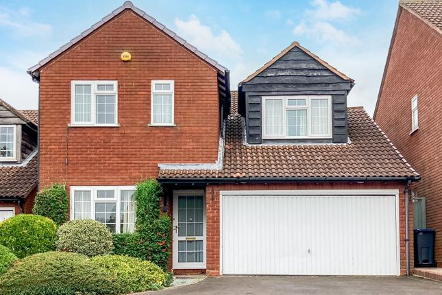 Thumbnail Detached house for sale in Shelley Drive, Sutton Coldfield