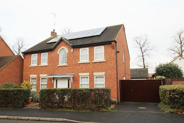 Thumbnail Detached house for sale in Worths Way, Stratford-Upon-Avon