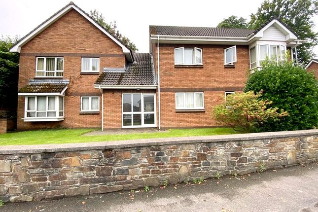 Thumbnail Flat for sale in Highbury Court, Neath, Neath Port Talbot.