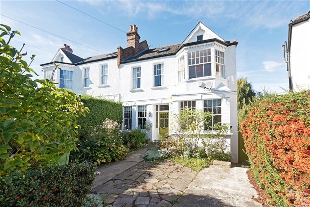 Thumbnail Semi-detached house for sale in Canonbie Road, London