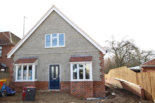 Thumbnail Detached house for sale in Limes Avenue, Bramford, Ipswich, Suffolk