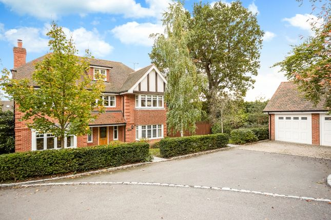 Thumbnail Detached house to rent in Wrens Hill, Oxshott, Leatherhead