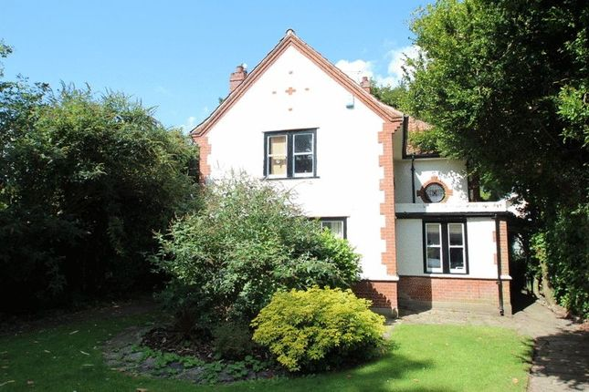 Thumbnail Detached house for sale in Mile End Close, Norwich