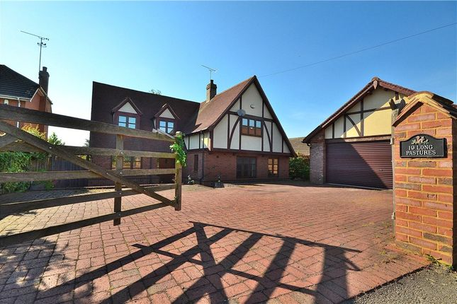 Thumbnail Detached house to rent in Stansted Road, Birchanger, Bishop's Stortford