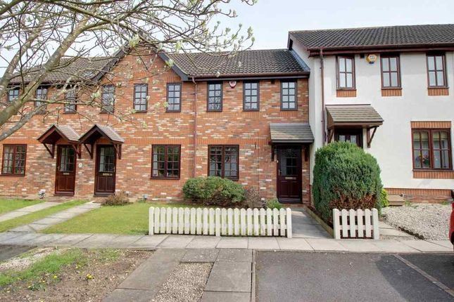 Thumbnail Terraced house to rent in Hebbecastle Down, Warfield, Bracknell