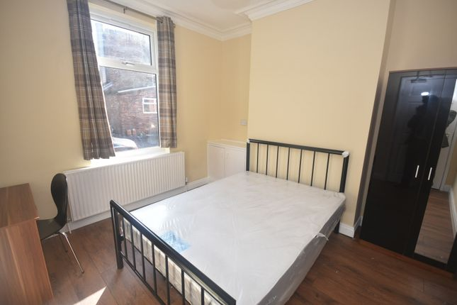 Thumbnail End terrace house to rent in Hibbert St, Rusholme, Manchester.