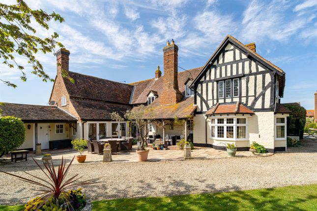 Thumbnail Detached house for sale in Twyning Road, Upper Strensham, Worcestershire