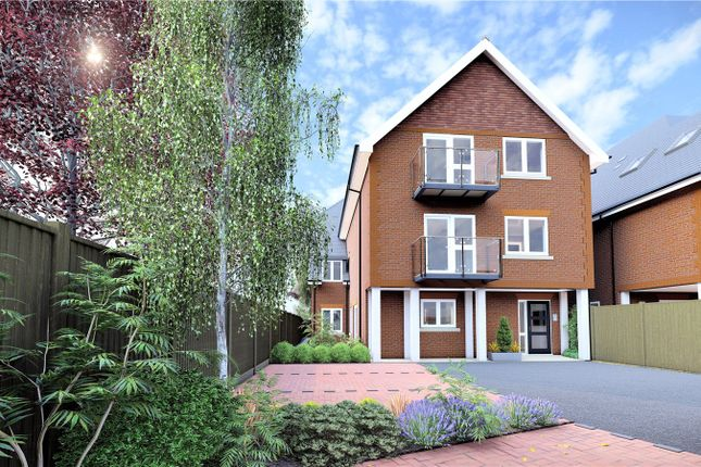 Thumbnail Flat for sale in Plot 4 The Beeches, 238A London Road, St Albans, Hertfordshire