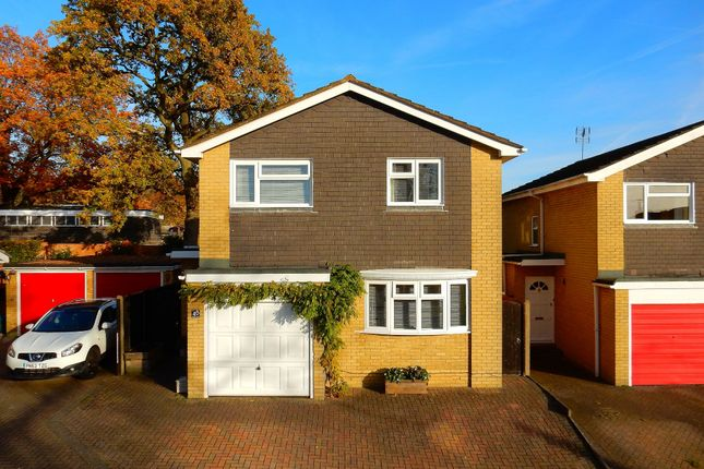 Thumbnail Detached house for sale in Nursery Close, Frimley Green, Camberley, Surrey