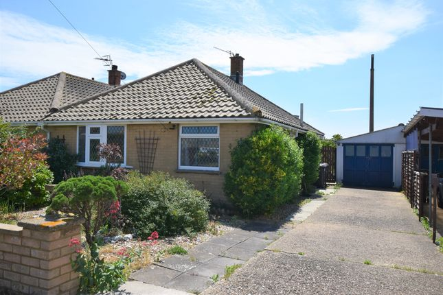 Thumbnail Semi-detached bungalow for sale in Innings Drive, Pevensey Bay