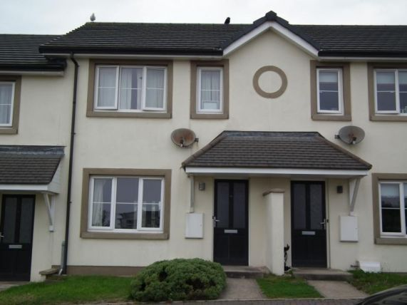 Thumbnail End terrace house to rent in Ballacottier Meadows, Douglas