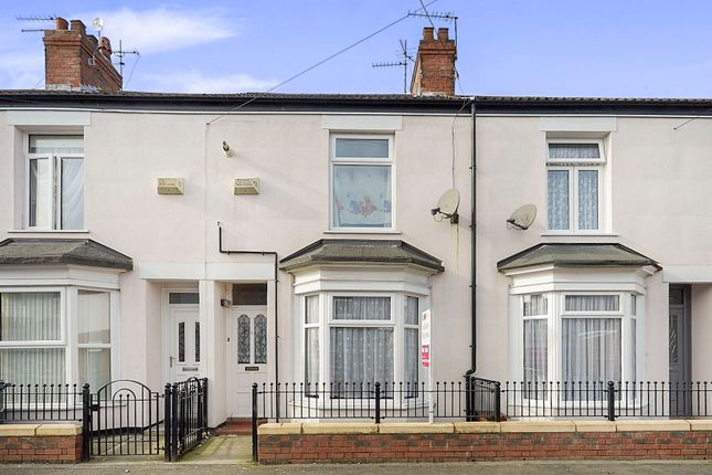 Thumbnail Terraced house for sale in Doris Vale, Aylesford Street, Hull