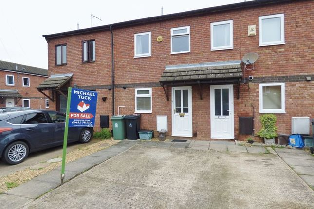 Thumbnail Terraced house for sale in The Conifers, Tredworth, Gloucester