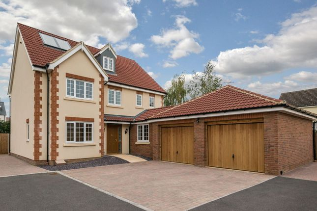 Thumbnail Detached house for sale in Dane Lane, Wilstead