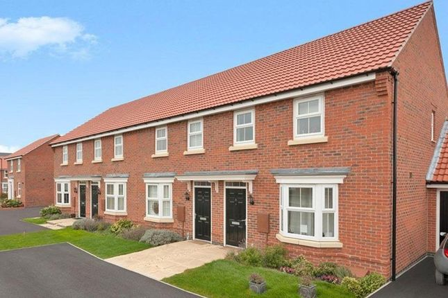 "Thumbnail 3 bed end terrace house for sale in ""Archford"" at Carters Lane, Kiln Farm, Milton Keynes"