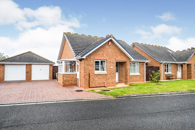 Thumbnail Bungalow for sale in Scholars Green, Wigton, Cumbria