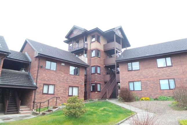 Thumbnail Flat to rent in Maryport Court, Bousteads Grassing, Carlisle
