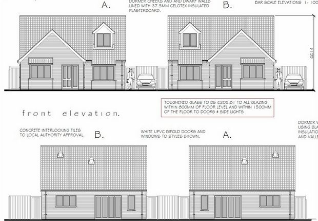 Thumbnail Land for sale in Tabora Avenue, Canvey Island, Essex