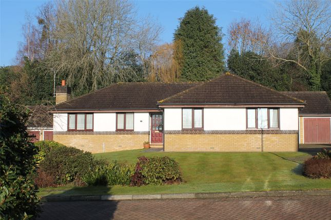 Thumbnail Detached bungalow for sale in Hazelwood Heights, Oxted, Surrey