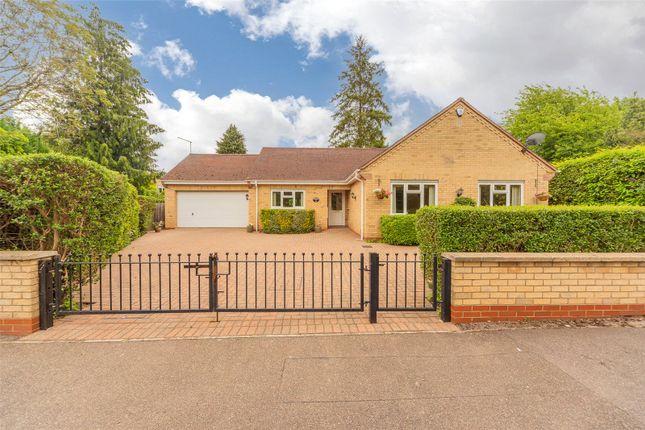 Thumbnail Detached bungalow for sale in Strangeways Road, Cambridge, Cambridgeshire