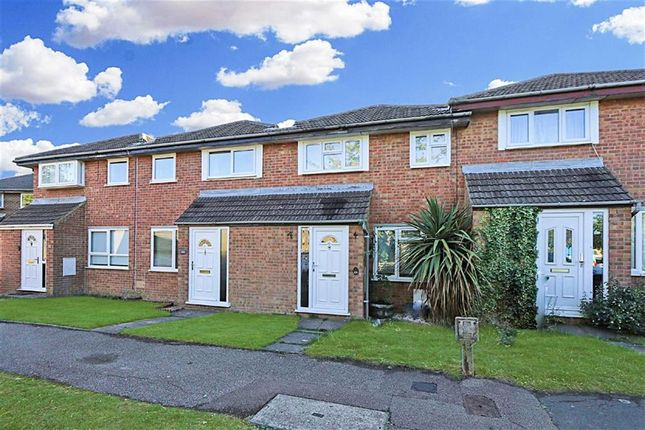 Thumbnail Terraced house for sale in Favell Drive, Furzton, Milton Keynes